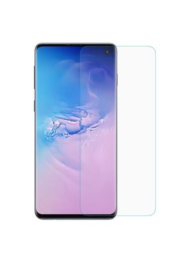 Microsonic Samsung Galaxy S10 Nano Cam Ekran koruyucu Renksiz